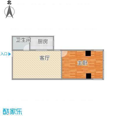 西京高层户型图