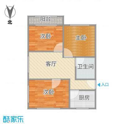 龙南六村户型图