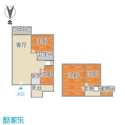 飘鹰公寓户型图