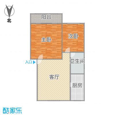 虹梅南苑户型图