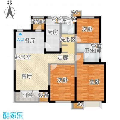 盘锦苏宁广场132.00㎡3室2厅2卫