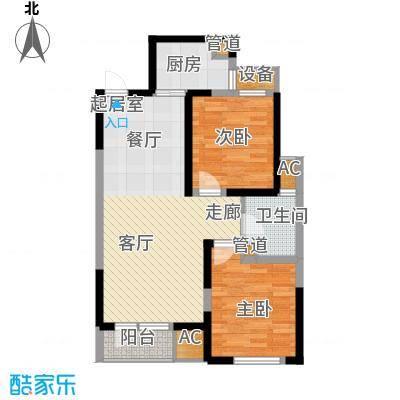 盘锦苏宁广场88.00㎡2室2厅1卫