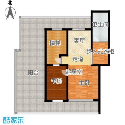 长九中心公园9号159.11㎡A5-2户型10室
