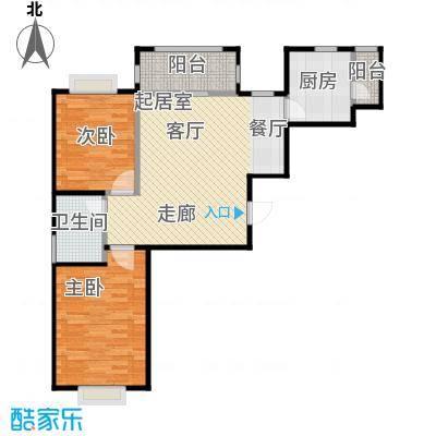 新田之星76.64㎡户型10室