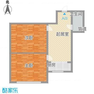 星海国际92.00㎡2室2厅1卫