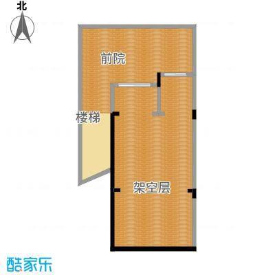 五矿哈施塔特87.07㎡清林墅2端户-地下一层户型10室