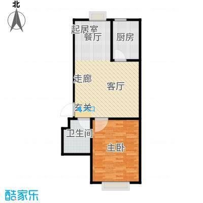 新田之星61.60㎡户型10室