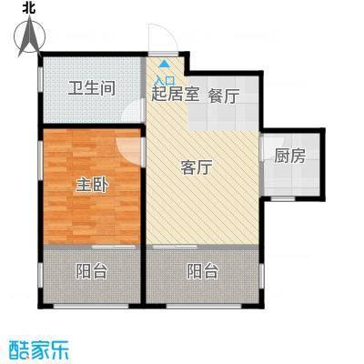 新田之星66.25㎡户型10室