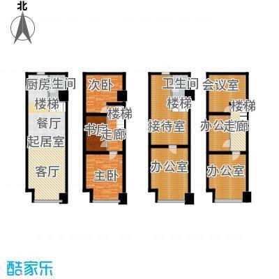 亚东新城国际52.00㎡B户型2室