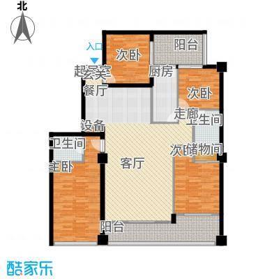 东河国际商住城166.00㎡4室2厅2卫