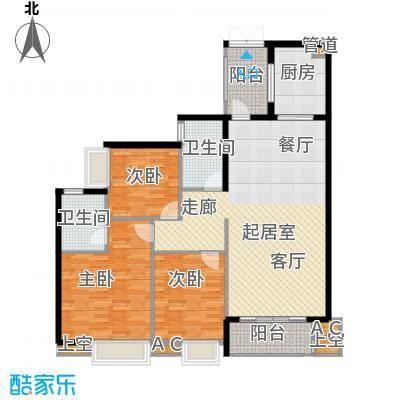 国瀚城3室2厅2卫