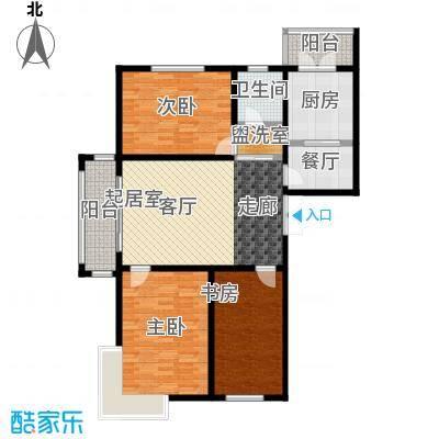 大正莅江145.23㎡二期10#1单元1门/2单元3门 建筑面积145.23平米户型3室2厅1卫