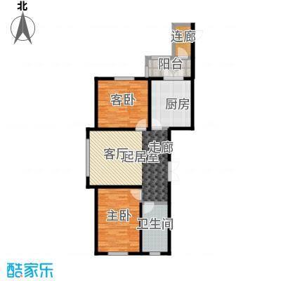 大正莅江112.84㎡二期7#1单元1门/2单元2门 建筑面积112.84平米户型2室2厅1卫