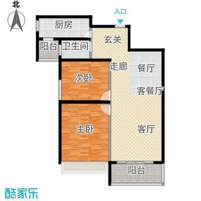江阴万达广场96.00㎡--31套户型10室