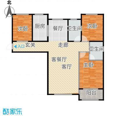 清山・漫香林106.75㎡户型10室