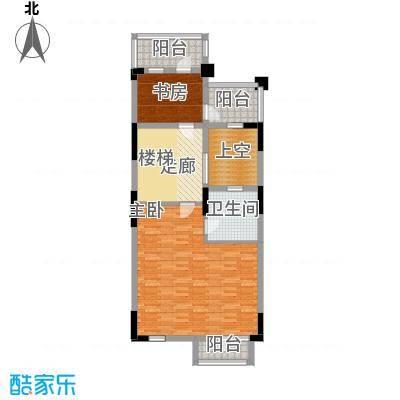 汇置尚都252.00㎡别墅TH22单元三层副本四室户型4室2厅4卫