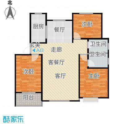 清山・漫香林97.39㎡户型10室