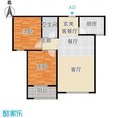 清山・漫香林76.03㎡户型10室