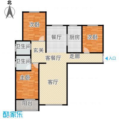 清山・漫香林136.50㎡户型10室