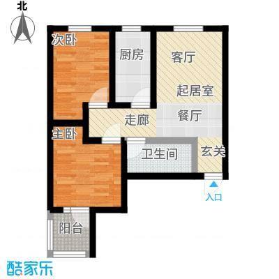龙潭湖凤凰山庄66.55㎡55公寓-T