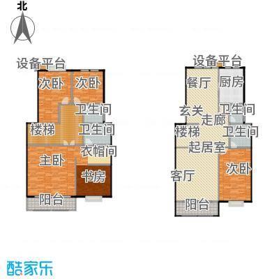 悦来山水居悦来山水居123#楼一、二层B户型