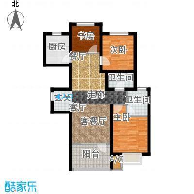 中铁秦皇半岛103.60㎡二期X