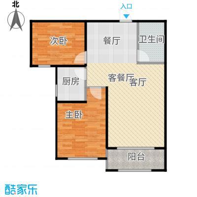 清山・漫香林89.98㎡户型10室