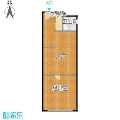 百悦 梧桐中心63.87㎡B2户型