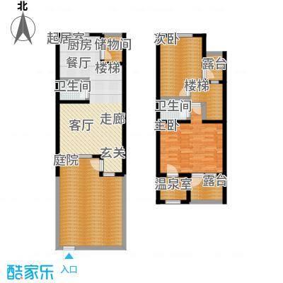 悦榕泉120.00㎡B户型-T