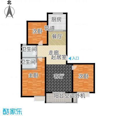 水韵江南138.00㎡3室3厅2卫