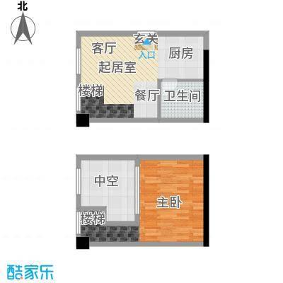 天津科技广场S3户型