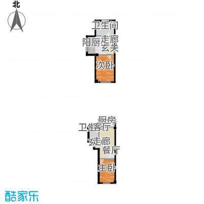 恒盛温泉新城1室1厅1卫