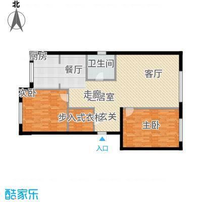 博奥国际128.66㎡博奥国际F面积128.66平户型2室2厅1卫
