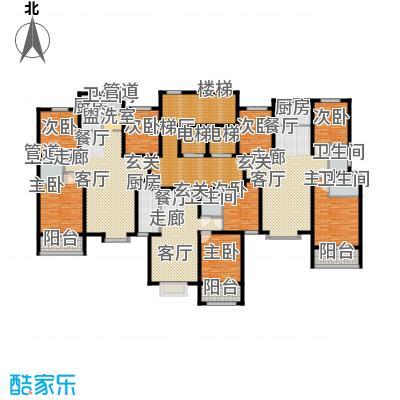 F'户型 三室二厅二卫 117.48㎡ 二室二厅一卫 86.17㎡ 三室二厅二卫 118.63㎡