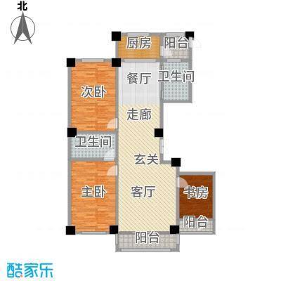 聚隆城尚城158.74㎡S
