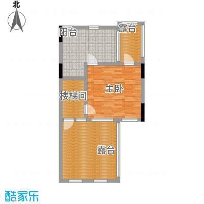 惠州富力湾D-Lb2型159平米户型