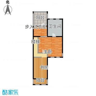博恩御山水290.00㎡联排三层户型10室