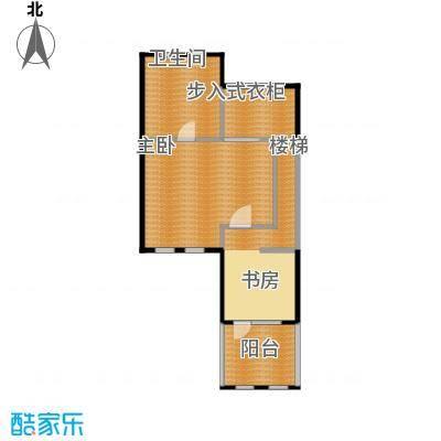 博恩御山水240.00㎡联排三层户型10室