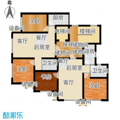 青果青城洋房两室一厅+两室两厅户型