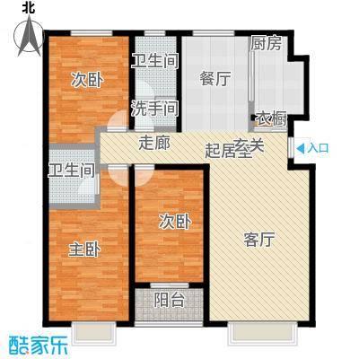 紫阙台3室2厅2卫户型3室2厅2卫CC