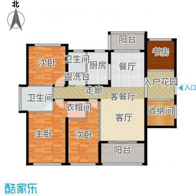 光明大第131.00㎡8栋D1+D2型131-141平米奇数层户型5室2厅2卫