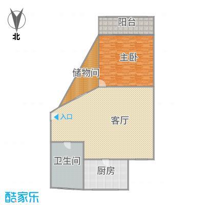 梅陇十一村户型图