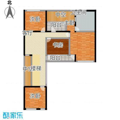 上饮合院155.00㎡上饮合院1号楼地上二层3室2厅1卫-T
