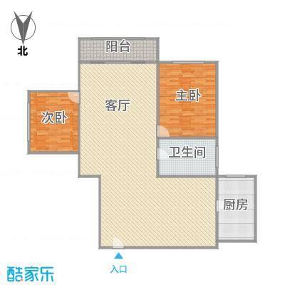 武宁苑户型图
