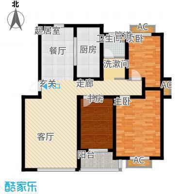 嘉兴丽苑117.99㎡3室1厅1卫