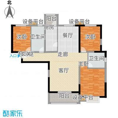 贻成・御景国际138.90㎡3室2厅2卫