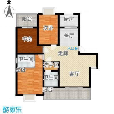 8#D型:3房2厅2卫