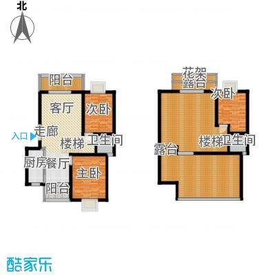 6#A1型:4房2厅2卫