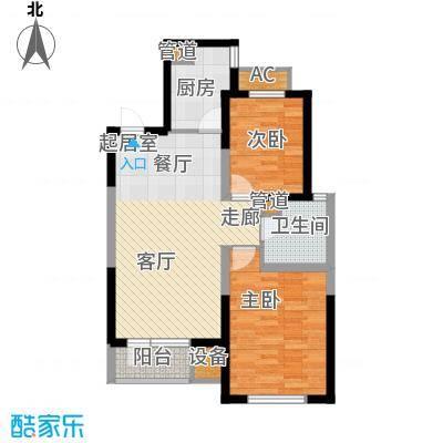 盘锦苏宁广场96.00㎡2室2厅1卫