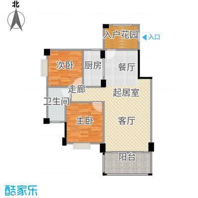 金榜御景园金榜御景园3房2厅户型